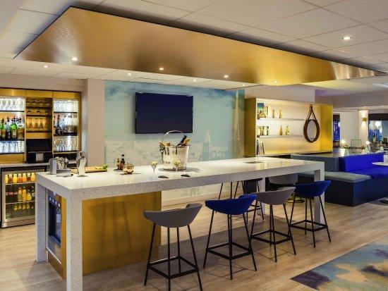 Restaurant photo de mercure rouen centre cathedrale for Hotels rouen
