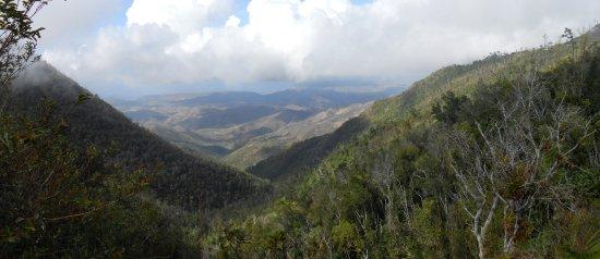 La Gran Piedra (The Big Rock): panorama