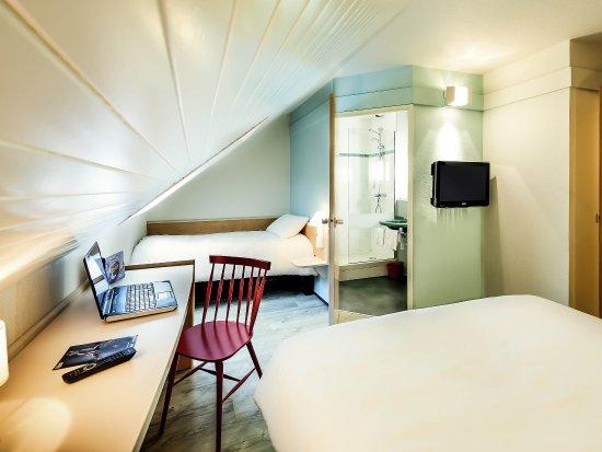 Ibis Brest Kergaradec : Guest Room