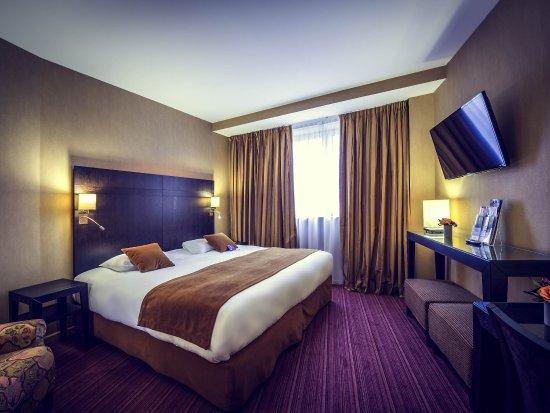 Mercure Bordeaux Chateau Chartrons Hotel : Guest Room