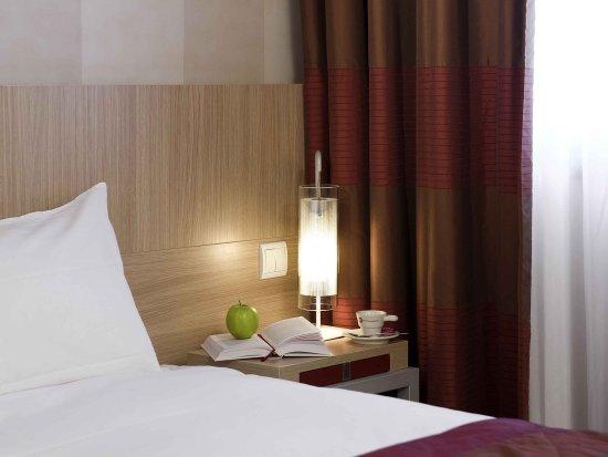 ホテル メルキュール パリ ゴブラン プラス ディタリー