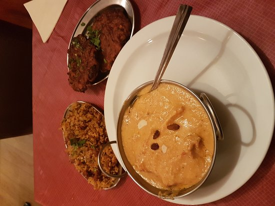 Sidmouth Tandoori: Gorgeous food and great service