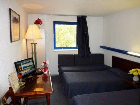 Ронжи, Франция: Guest Room