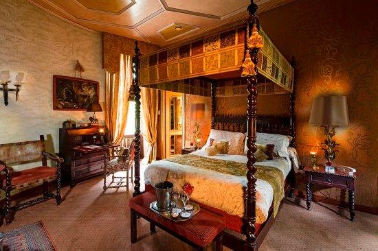Chateau De Codignat : Prestige Room