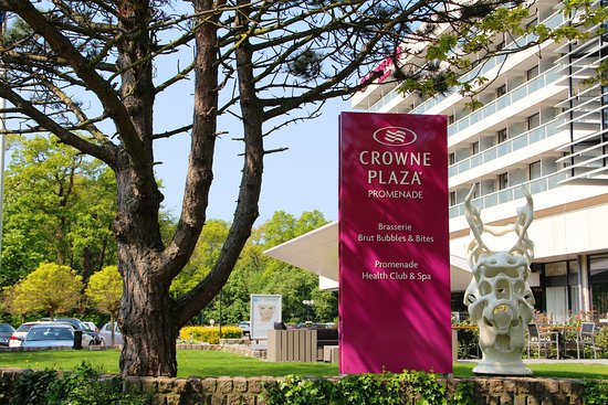 Crowne Plaza Den Haag - Promenade