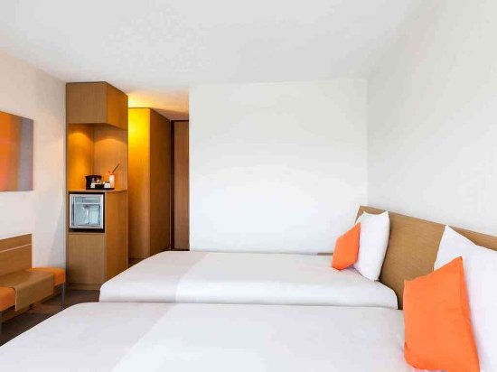 Novotel Amsterdam City: Guest Room