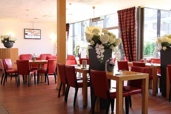 Oegstgeest, Belanda: Restaurant