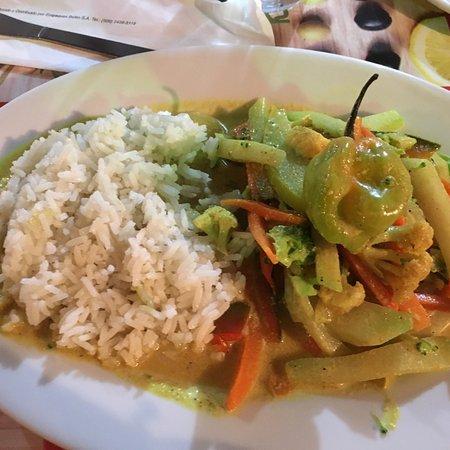 Miss Ediths's Restaurant: Vegetarisches Gericht