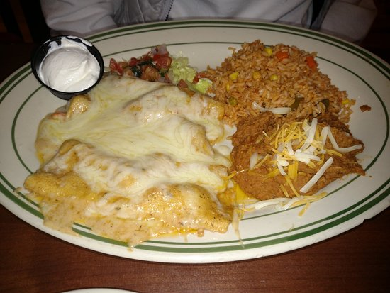 Me & Julio - Shrimp Enchiladas - Future Best of Madison - Fitchburg - Wisconsin State Capitol