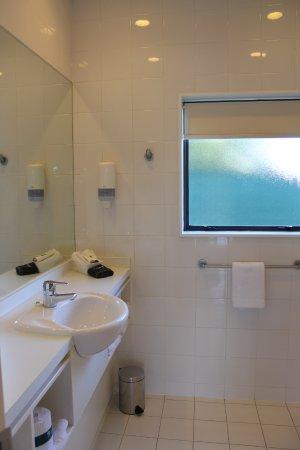 Havelock North, New Zealand: Studio Bathroom