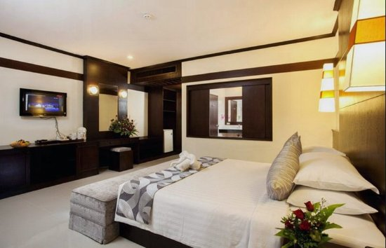 Horizon Patong Beach Resort & Spa: Junior Suite