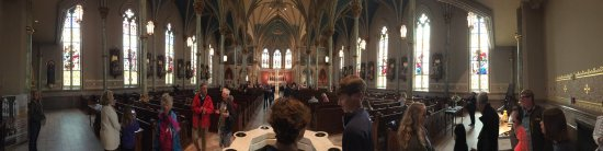 Photo of Tourist Attraction Cathedral of St. John the Baptist at 222 E Harris St, Savannah, GA 31401, United States
