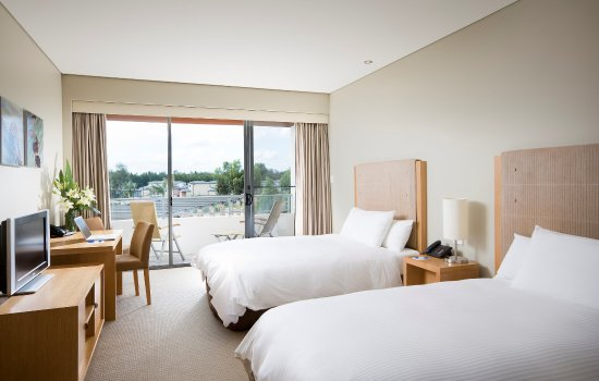 Lovedale, Αυστραλία: Double Bed Guest Room with modern features and amenities