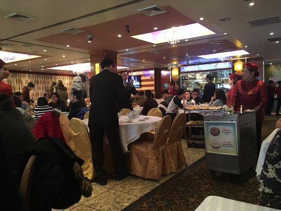 Photo of Chinese Restaurant Golden Unicorn Restaurant at 18 E Broadway, New York, NY 10003, United States
