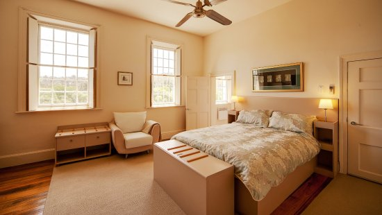 New Norfolk, Australia: Luxurious room