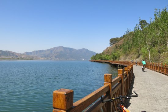 Xichang, China: When the weather is good, this place is definitely worth it to stay here for at least one day. Y