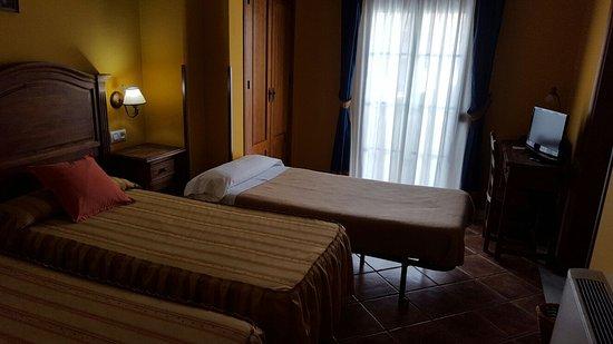 Hotel Penon Grande: Hotel Peñón Grande