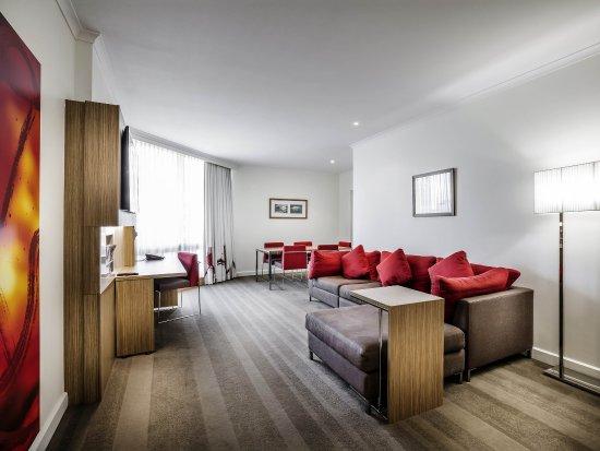 Novotel Brisbane: Guest Room