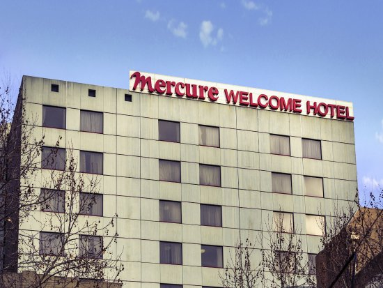 Mercure Welcome Melbourne: Exterior