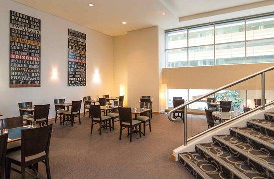 ibis Brisbane: Restaurant