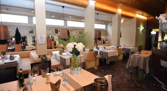Hotel Walhalla: Hotel Restaurant