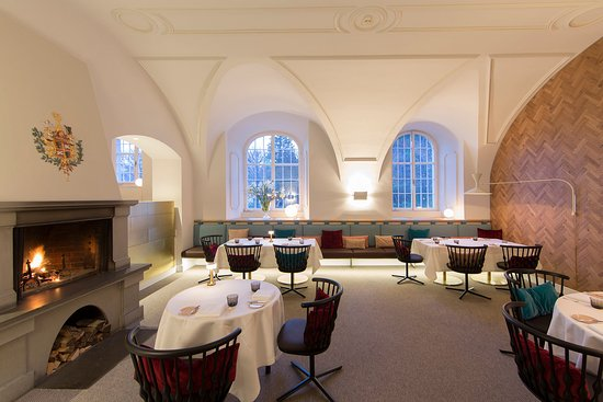Bad Ragaz, Schweiz: Igniv Restaurant gross