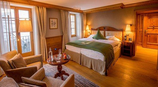 Riffelalp Resort 2222 m: Double Room Nostalgie