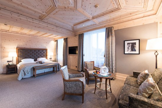 Kulm Hotel St. Moritz: Kulm_Hotel_Junior_Suite_New_Kulm_south