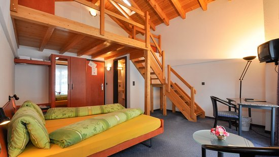 Stalden, Switzerland: Guest Room