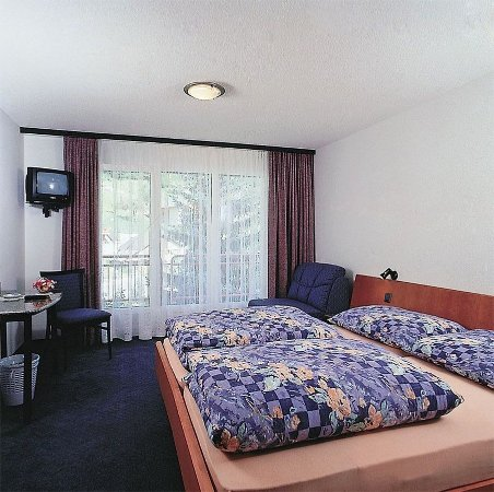 Stalden, Swiss: Guest Room