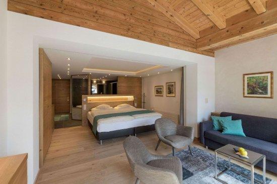 Hotel Eden Wellness: junior suite Top Floor neu