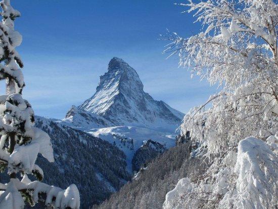 Hotel Eden Wellness: Matterhorn view