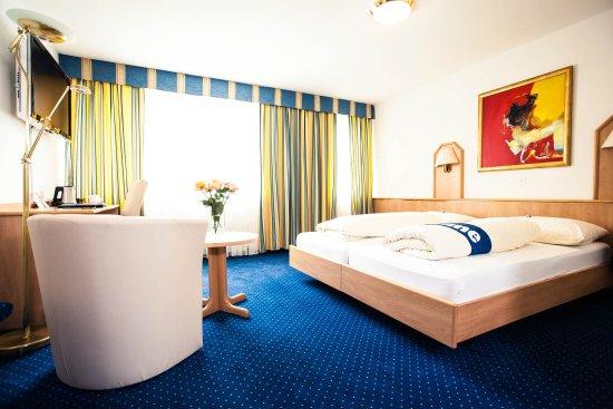Quality Swisshotel Zug: Superior Room