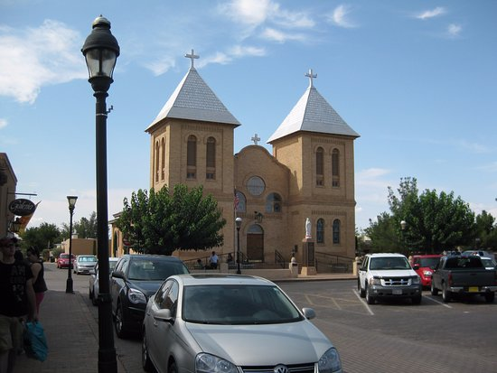 San Albino Catholic Church, Mesilla NM