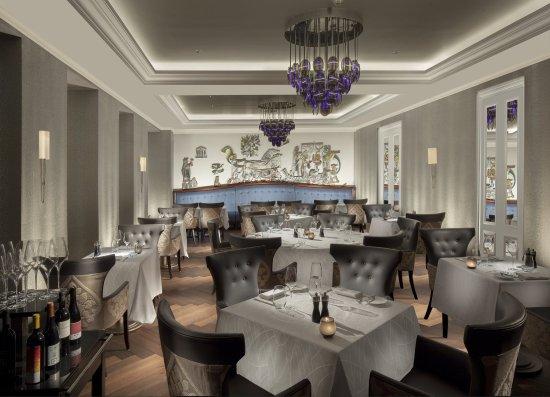 Hotel Royal Savoy Lausanne: Brasserie Main
