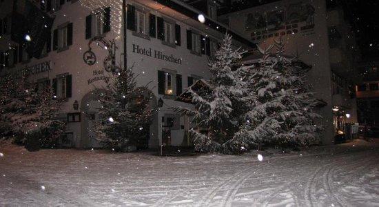 Hotel Zum Hirschen : Outside