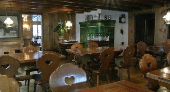 Hotel Zum Hirschen : Restuarant