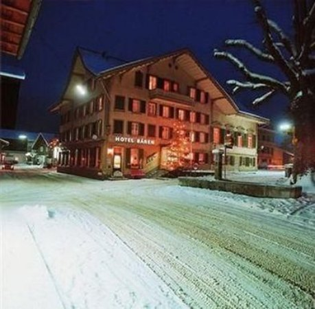 Wilderswil, Suiza: Hotel in Winter