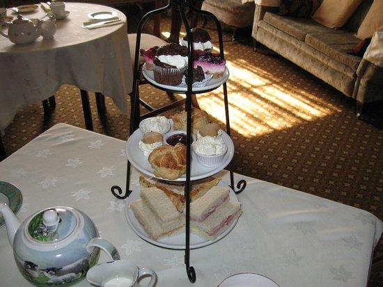 Bainton Tea Rooms Menu