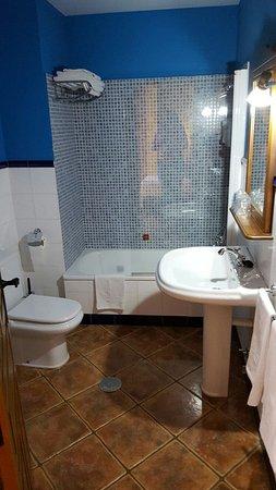 Hotel Penon Grande: Baño Peñón Grande