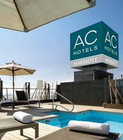 Ac Hotel Alicante Outdoor Pool