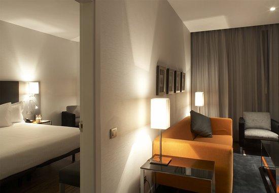 AC Hotel Palau de Bellavista: Suite Room
