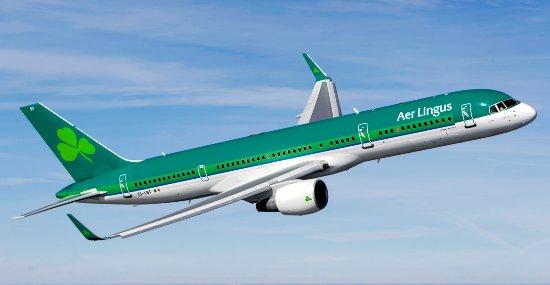 Aer Lingus - エアリンガスの写...