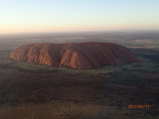Yulara, Australia: Sunrise Uluru