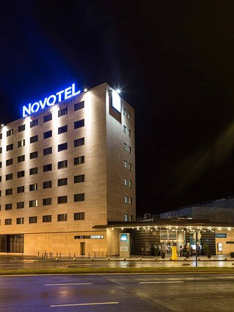 Novotel Bilbao Exhibition Center: Wedding