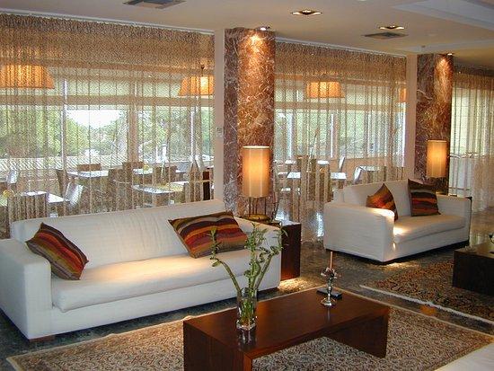Myrto Hotel: Lobby