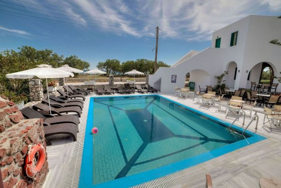 Scorpios Beach Hotel 86 3 0 2 Prices Reviews Santorini Monolithos Tripadvisor