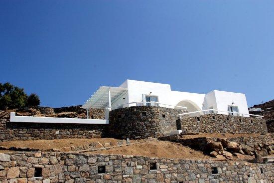 Agios Stefanos, Hellas: PRIVATE VILLA