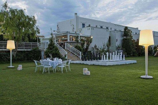 Agios Prokopios, กรีซ: Exterior