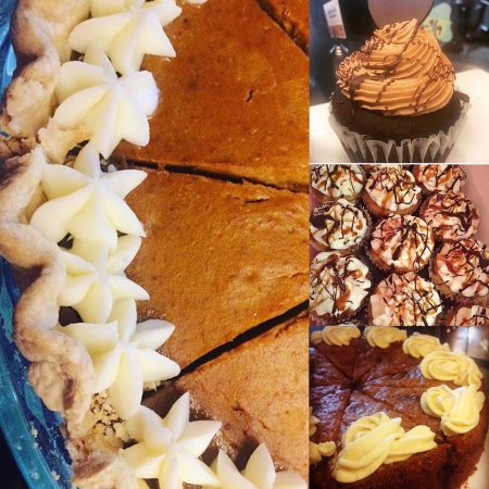 Longbranch Cafe & Bakery: Some handmade sweets from our bakery